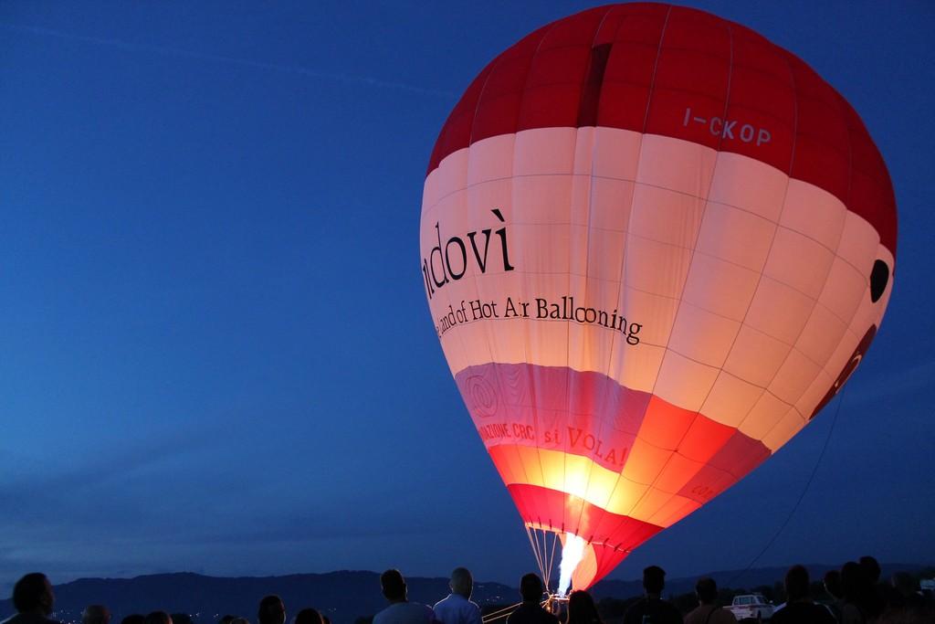 Festa dell'Aria Capannori, voli in mongolfiera anche per i diversamente abili
