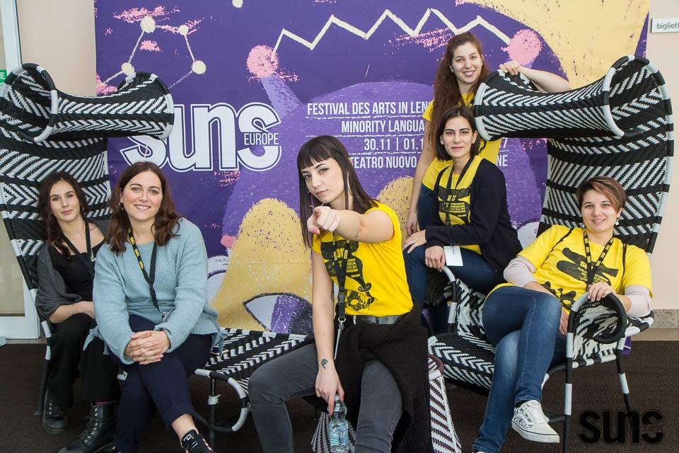 Suns Europe cerca volontari per l'edizione 2018 ad Udine