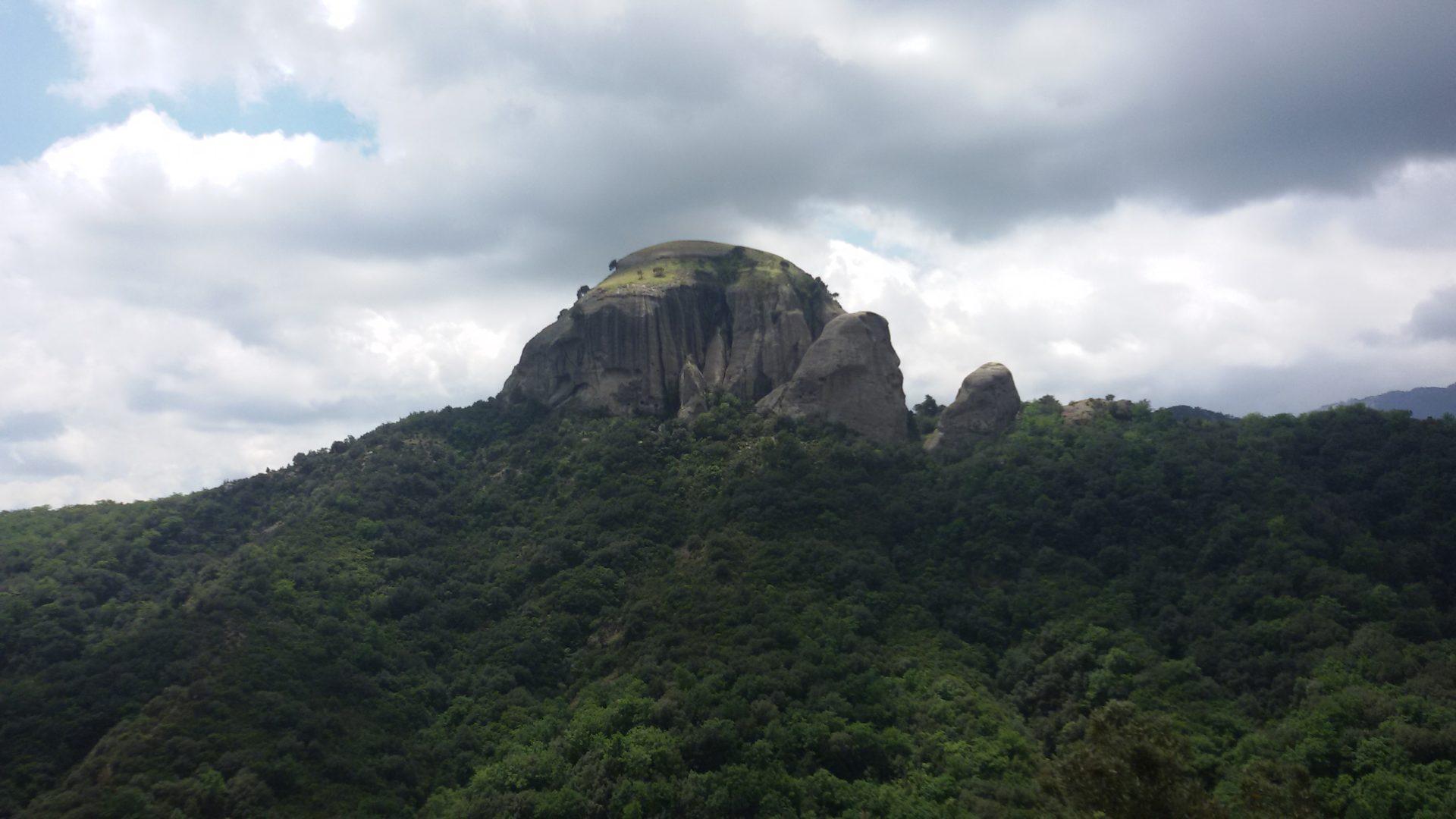 Pietra Cappa, la Rocca del Drago e la Caldaie del Latte tra bellezza e leggende