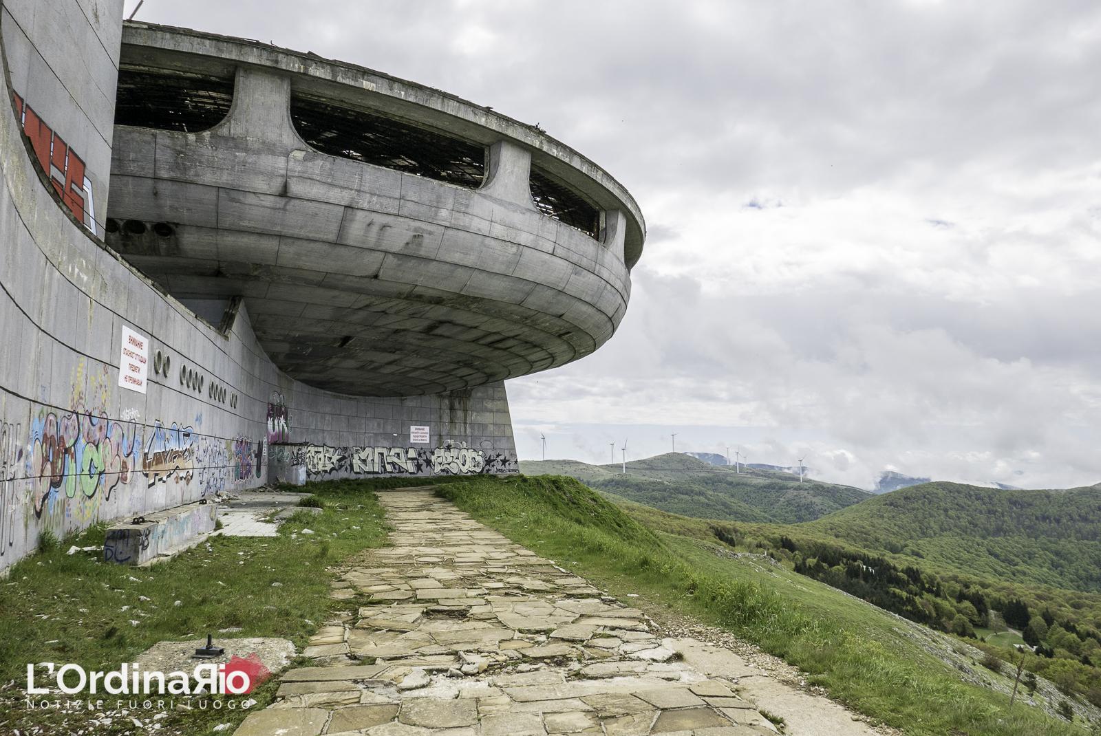 Buzludzha, il monumento dimenticato (ma non dalla gente)