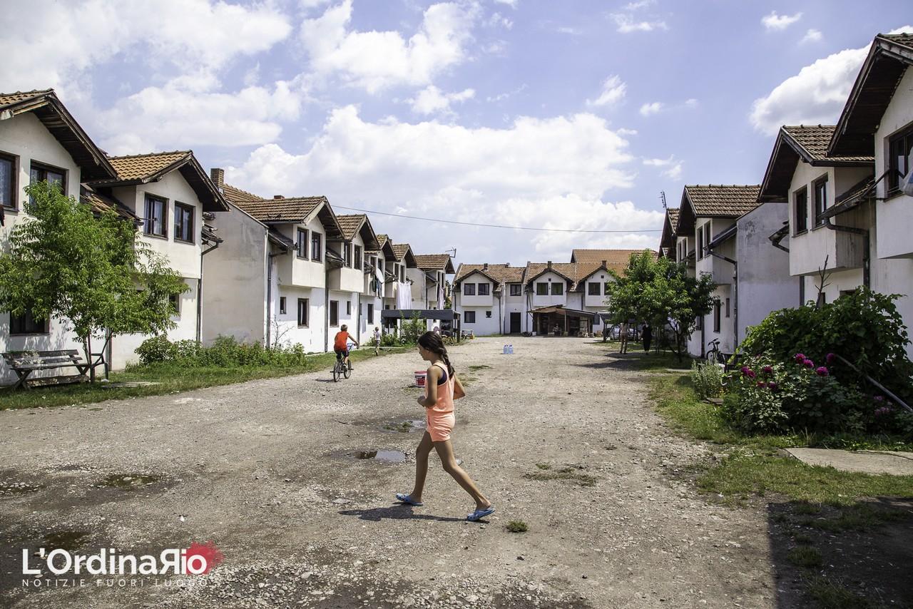 Reportage – Vivere in un campo collettivo post guerra in Bosnia
