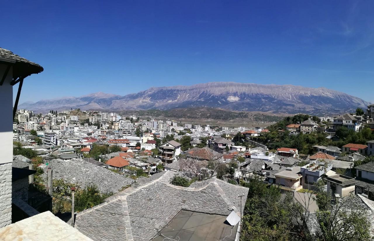 Ad Argirocastro, la città d'argento