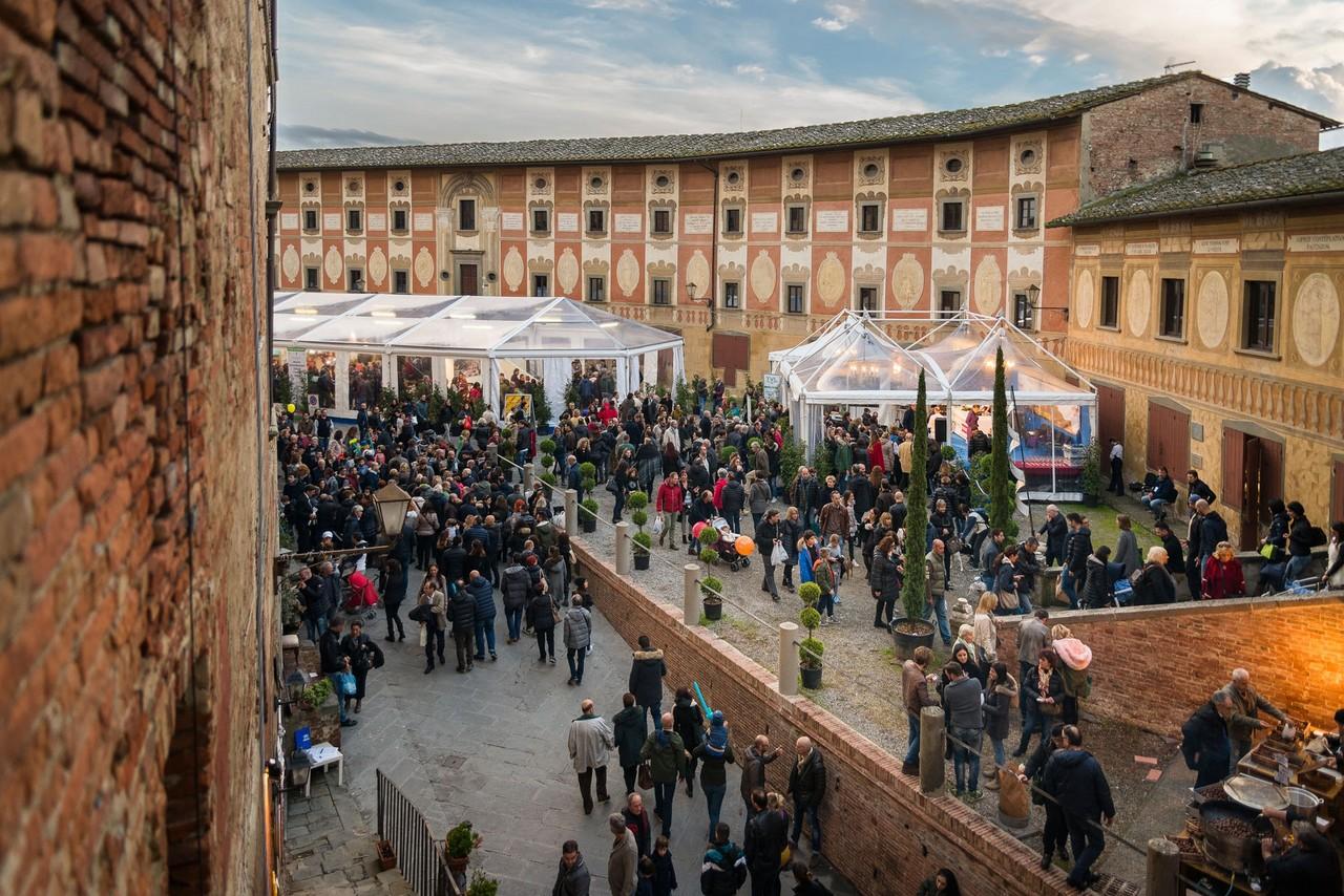 Al via la 48° Mostra Mercato Nazionale del Tartufo Bianco di San Miniato