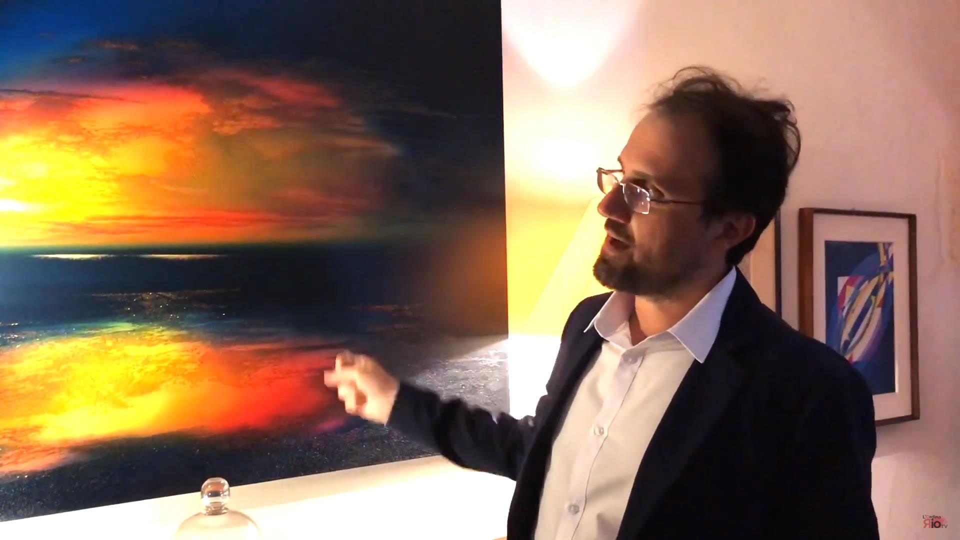 """Luca Nannipieri, """"Il grande spettacolo dell'arte"""""""