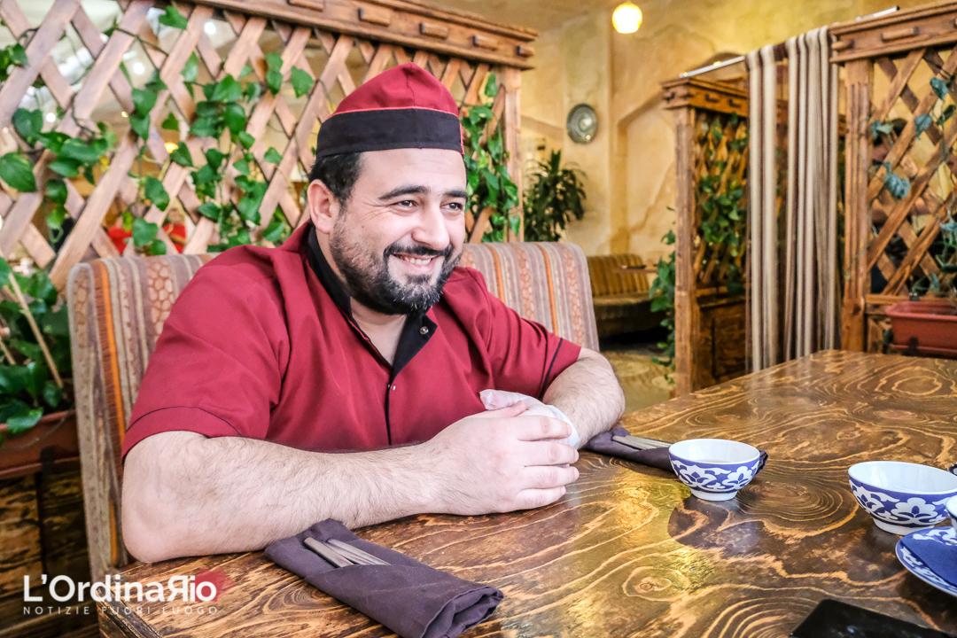 Mehdi e il Sultan Lagman, la passione culinaria azera (Azerbaijan) nel cuore della Russia