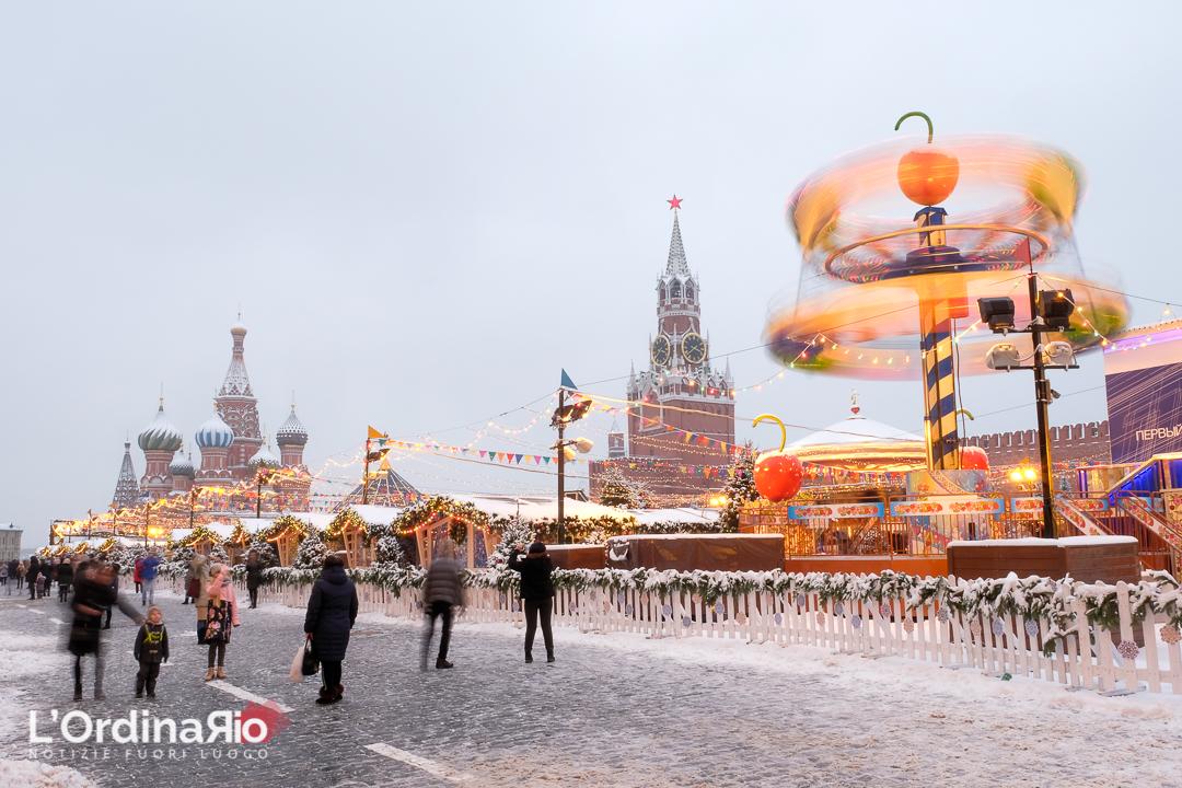 La tradizione del Natale in Russia