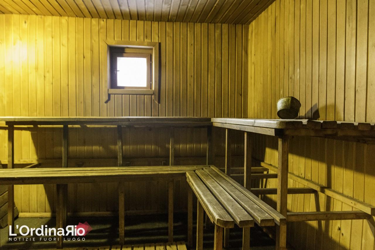 Banja, la tradizionale sauna russa con tuffo nell'acqua ghiacciata
