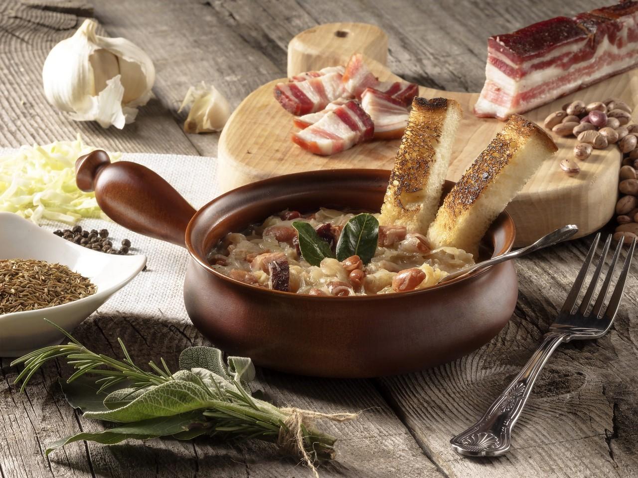 Jotamata, alla scoperta del piatto più famoso di Trieste