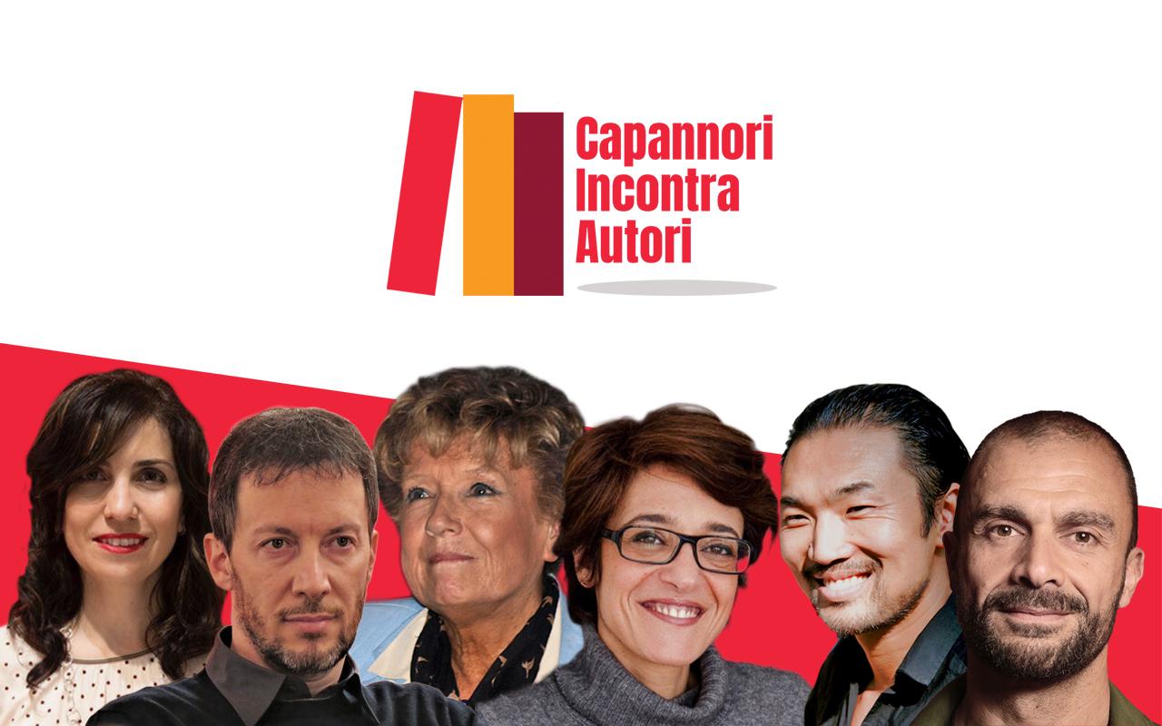 Capannori Incontra Autori: da Fabio Genovesi a Dacia Maraini, arriva il primo evento firmato L'Ordinario