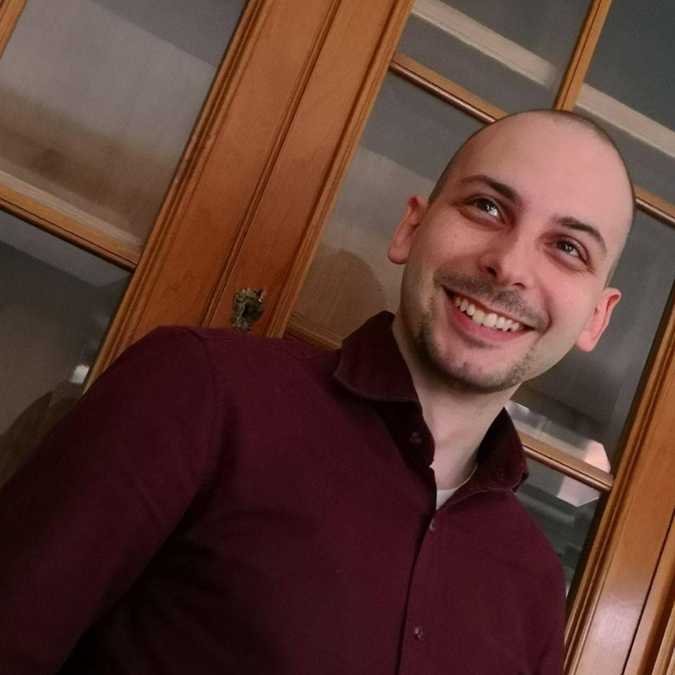 Roberto Trizio, servo storia e dibattiti al Bar di Roma Antica – XII Legio Gemina