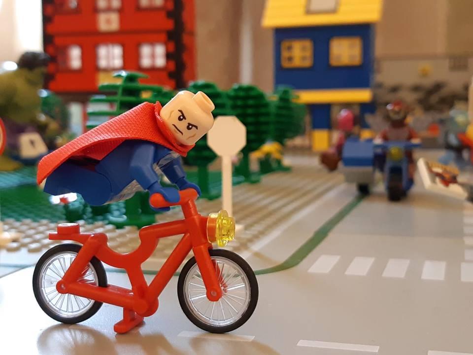 Un cuore di Lego, dalla Danimarca alla Toscana, passando per il mondo