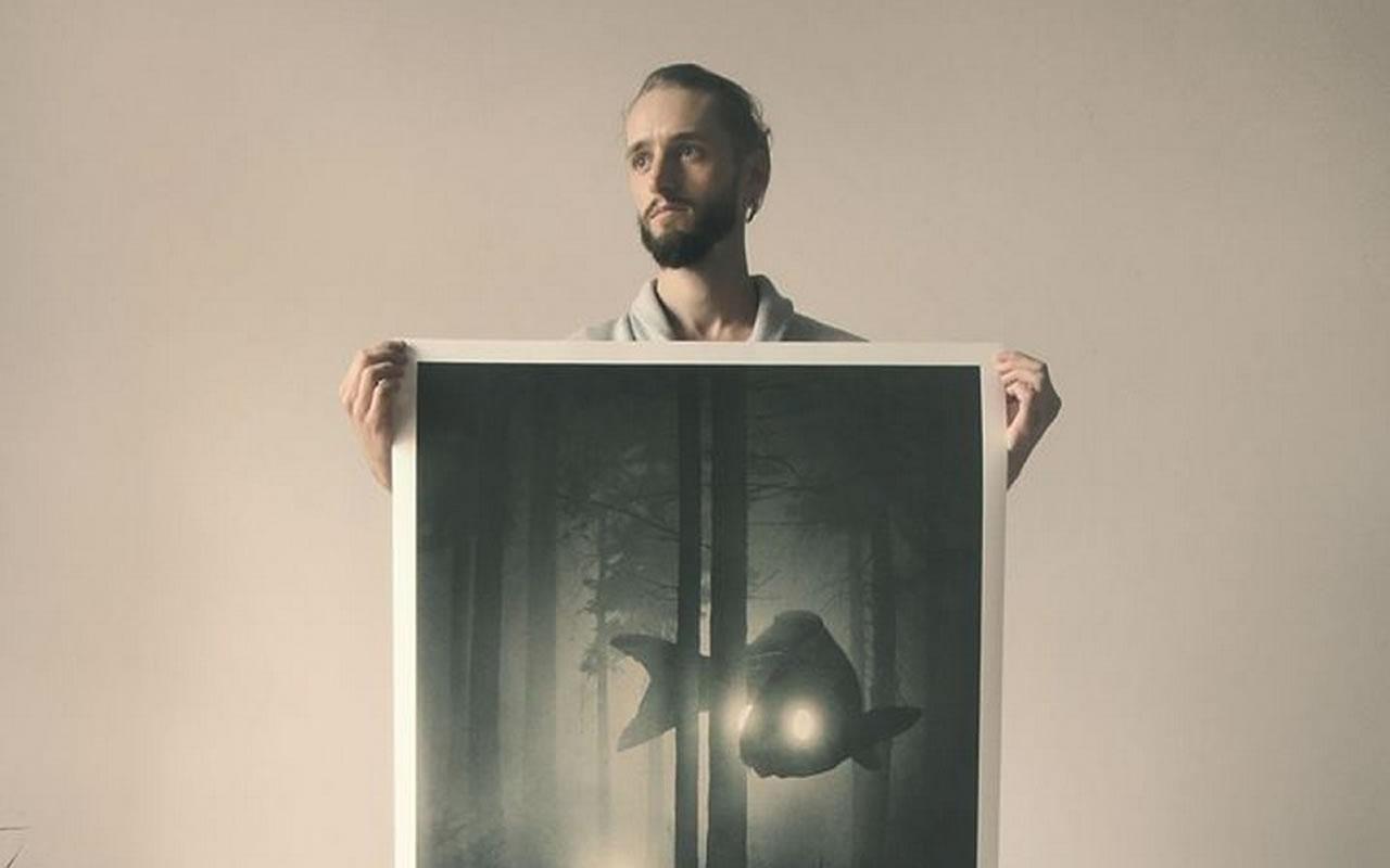 Dawid Planeta, l'artista che combatte la depressione attraverso la propria arte