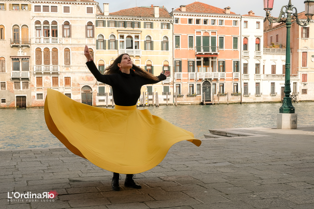 Francesca, dal marketing alla danza Sufi