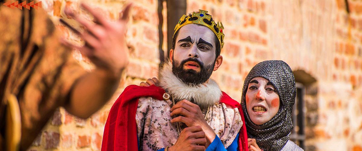 Collettivo Clown, ospiti del festival_Ph. ufficio Stampa