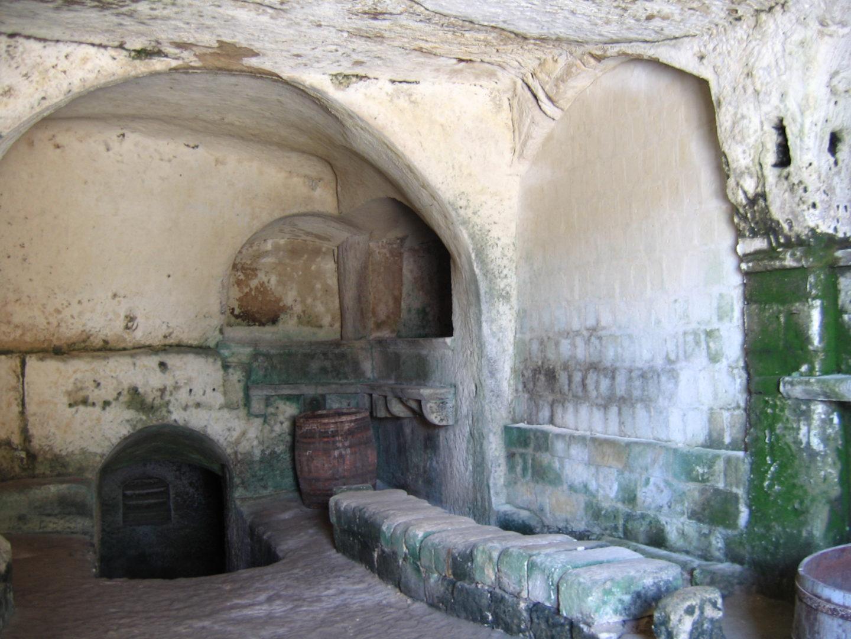 Con noi dentro il 'Palombaro lungo' di Matera