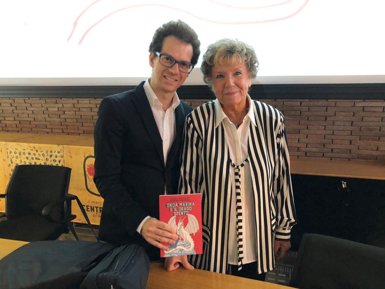 Dacia Maraini e Eugenio Murrali