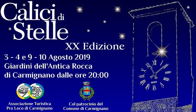 Vieni con noi a 'Calici di stelle' a Carmignano! (blogtour)