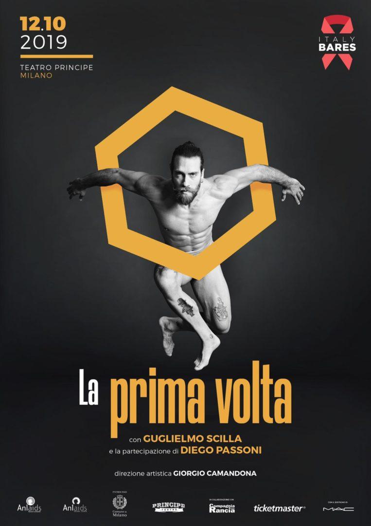 UN MUSICAL PER PARLARE DI AIDS, A MILANO IN ESCLUSIVA ARRIVA 'LA PRIMA VOLTA'