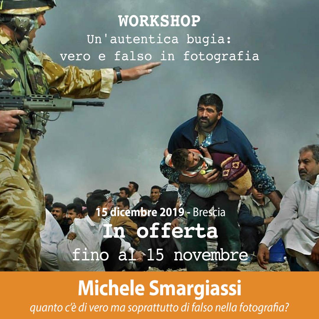 Workshop di fotografia a Brescia