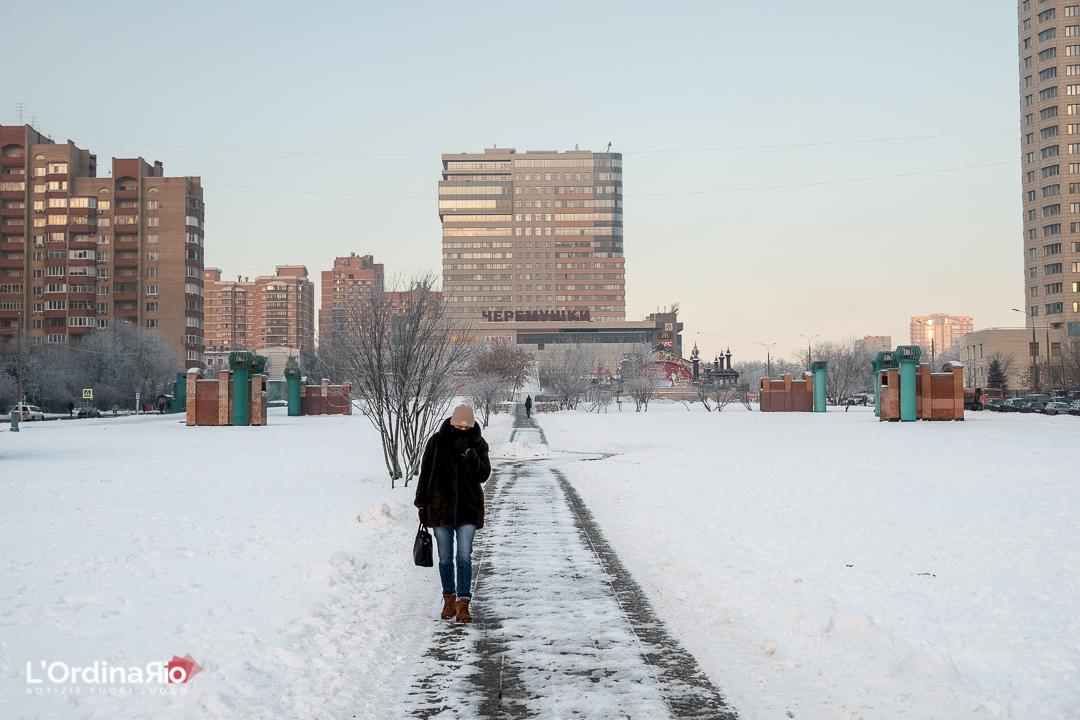 Come sopravvivere all'inverno russo e godersi i -20°C
