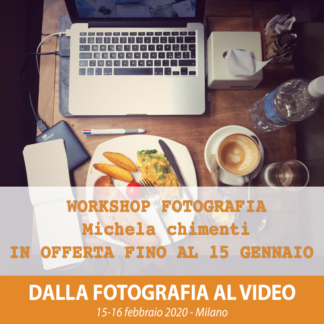 Workshop di fotografia a Brescia