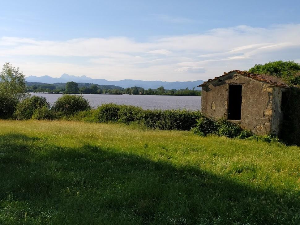 Emozioni d'Italia (4). Sensazioni d'infinito al Lago della Gherardesca di Capannori