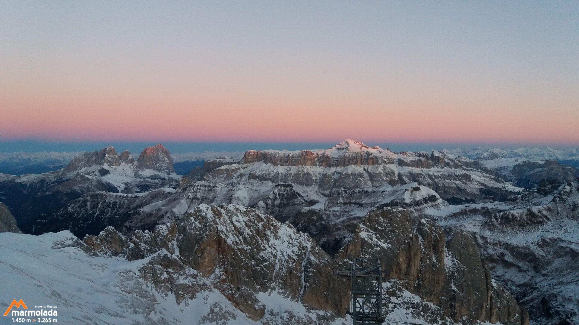 Marmolada: 3 itinerari alla scoperta della regina delle Dolomiti