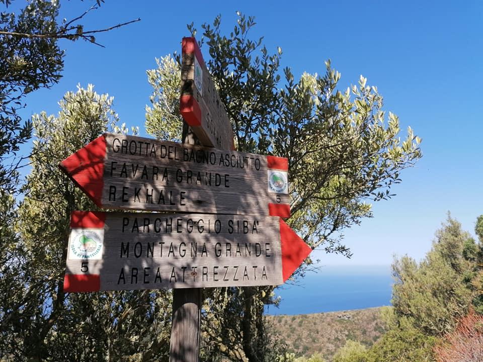 Sentiero Pantelleria