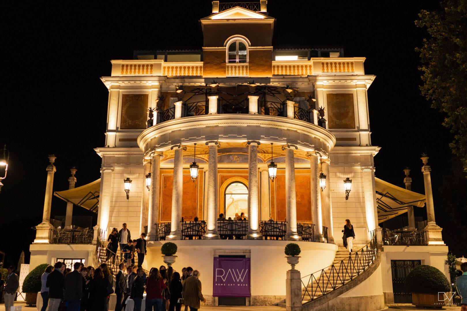 A Roma arriva la quinta edizione di Rome Art Week, la settimana dedicata all'arte contemporanea