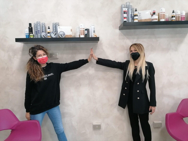 'Io Fabbrico Capelli', ad Arcola l'iniziativa che raccoglie capelli per le donne malate di cancro