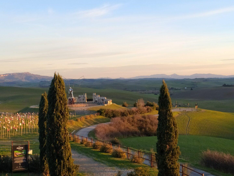 Emozioni d'Italia (9). Il Silenzio di Lajatico (e del mondo?)