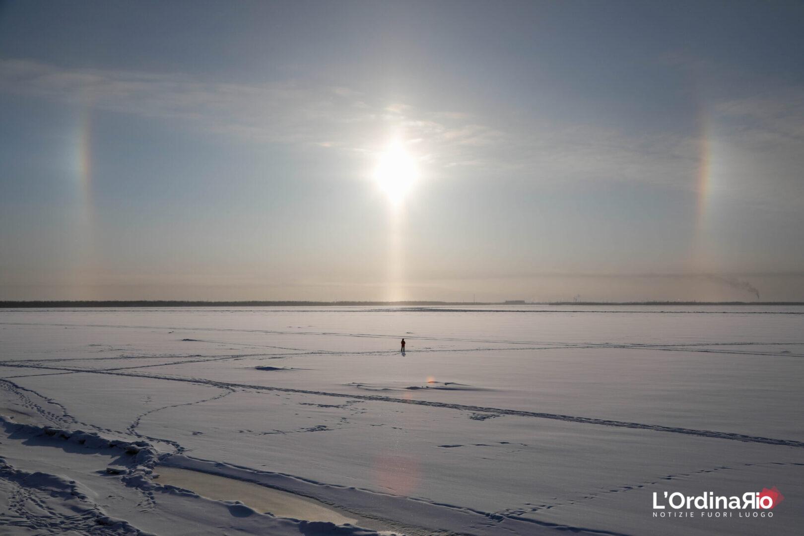 Arkhangelsk: un viaggio alla scoperta del calore dei -30°C