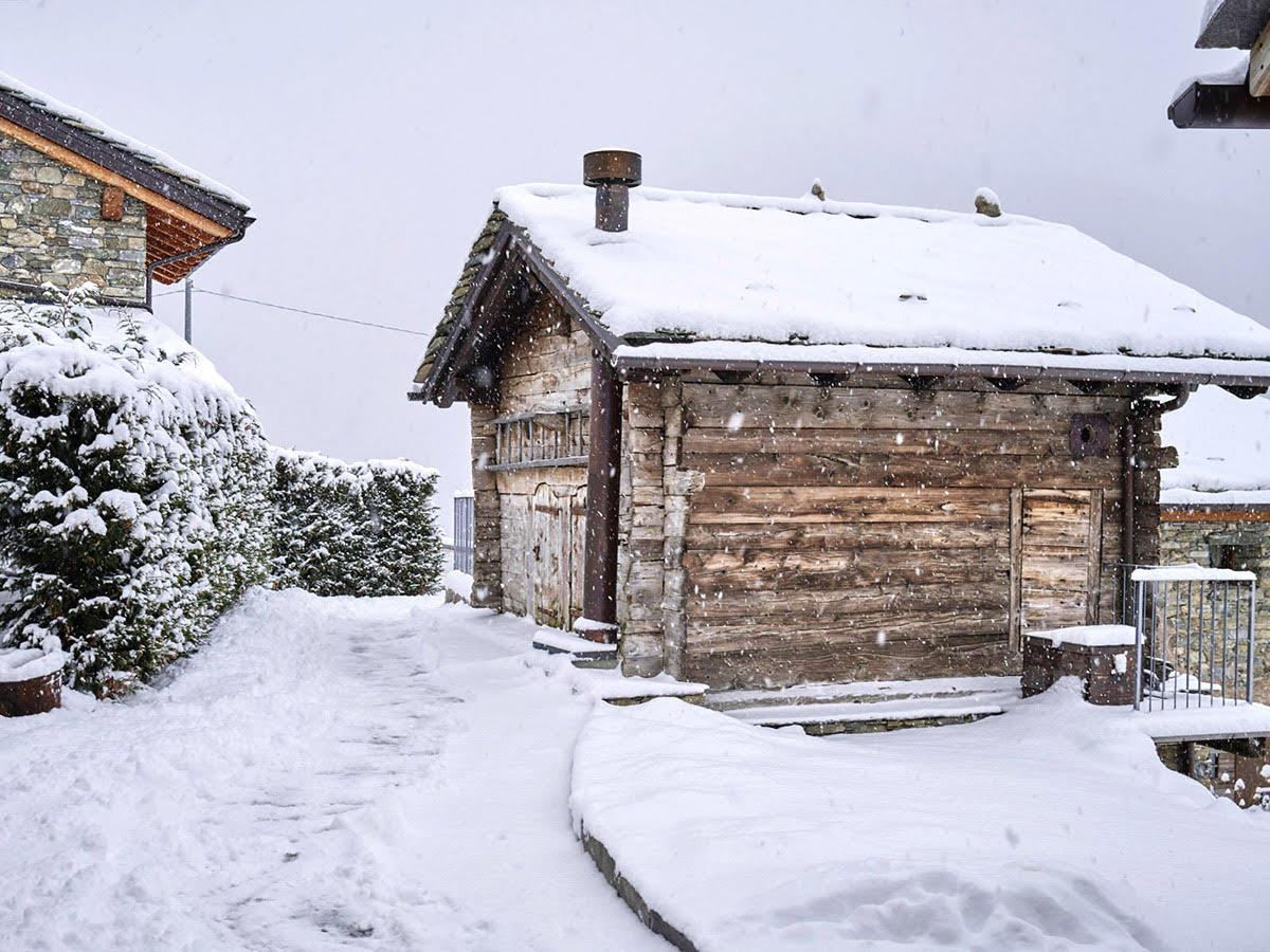 Inverno, valle D'Aosta_foto Filippo Brancoli Pantera