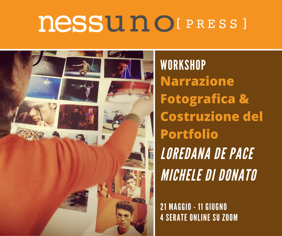 Workshop di fotografia online