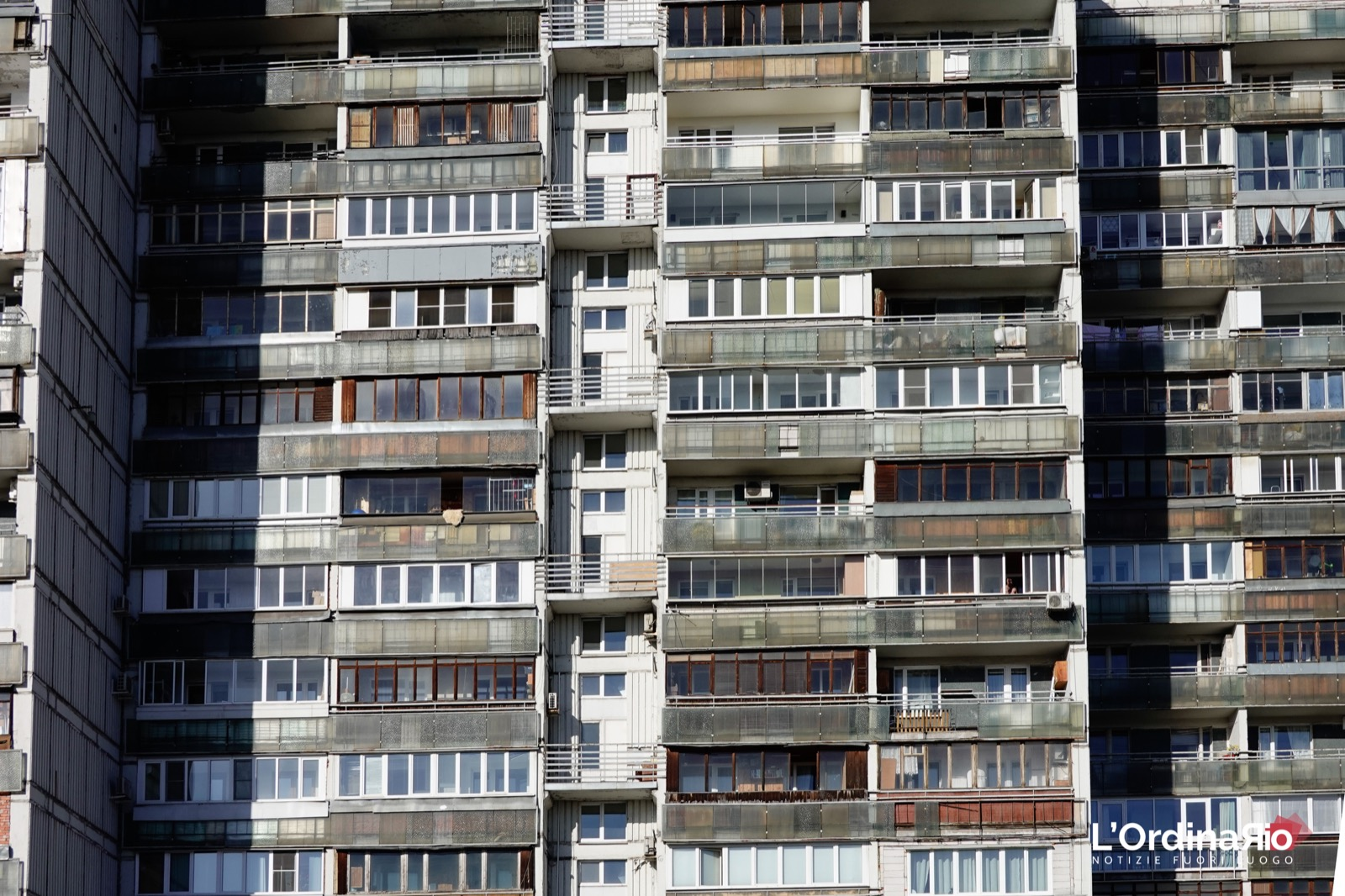I grandi palazzi degli anni settanta