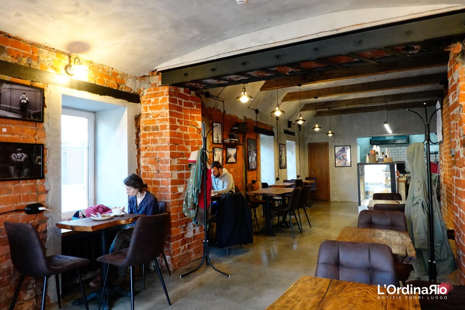 Corner Coffee Roasters Cafè