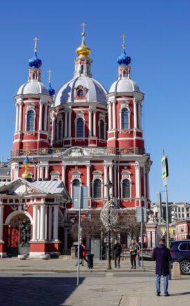 la chiesa ortodossa di San Clemente