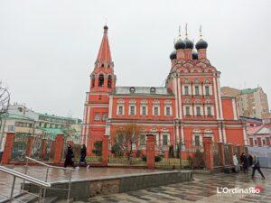 St. Nicholas on Bolvanovka
