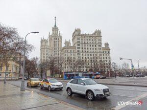 Il palazzo Kotelnicheskaya