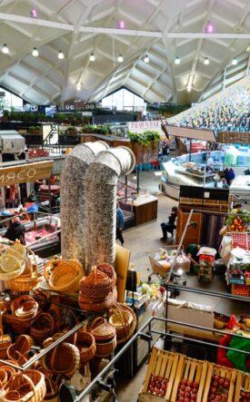 Interno del mercato Danilovsky