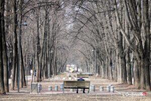 I giardini del viale Serpukhovskiy