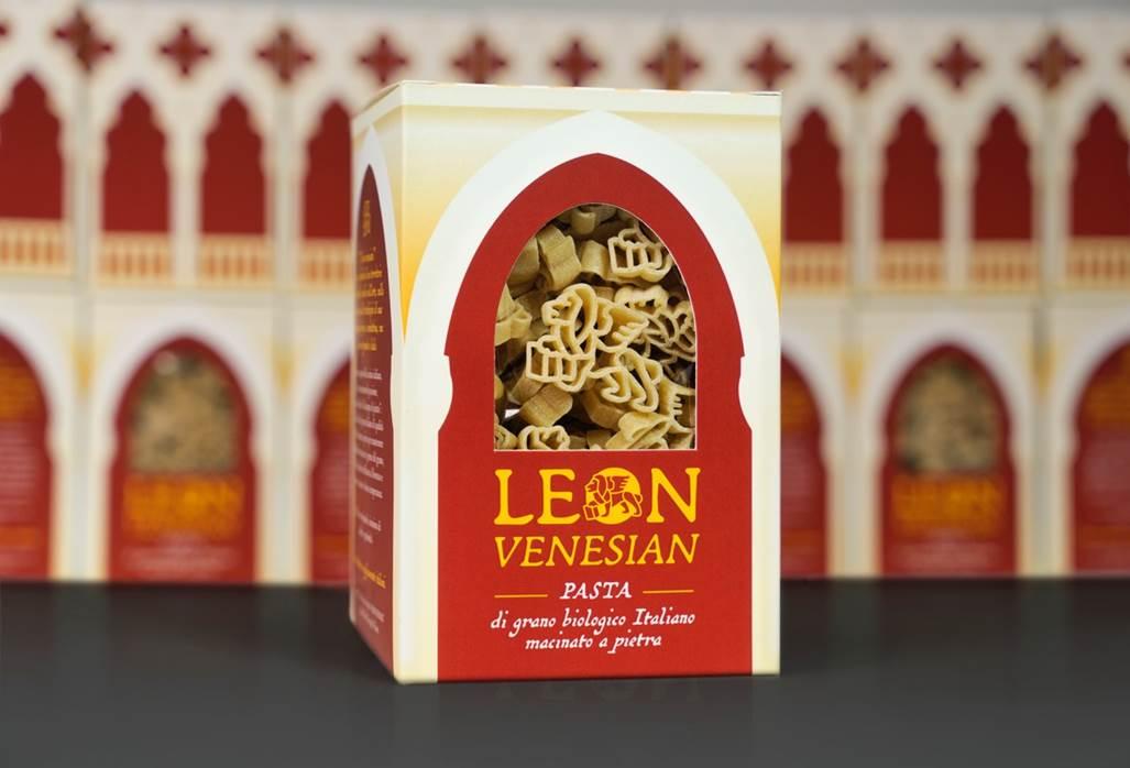 """Leon Venesian, una pasta """"ruggente"""" che è un inno alla genuinità e alla memoria"""