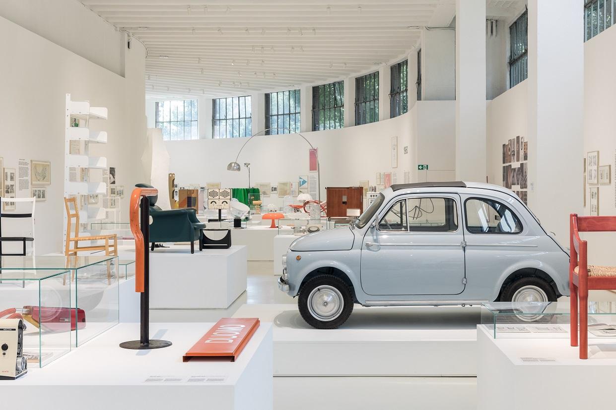 Il Museo del Design Italiano di Triennale Milano si rinnova, più inclusivo e trasversale