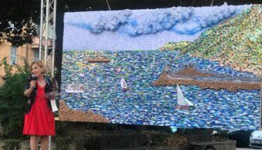 """""""Il Rifiuto non esiste"""", opera d'arte dei reclusi di Spezia"""