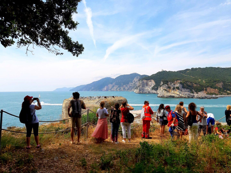 Alla scoperta dell'Isola del Tino per un evento davvero unico / reportage